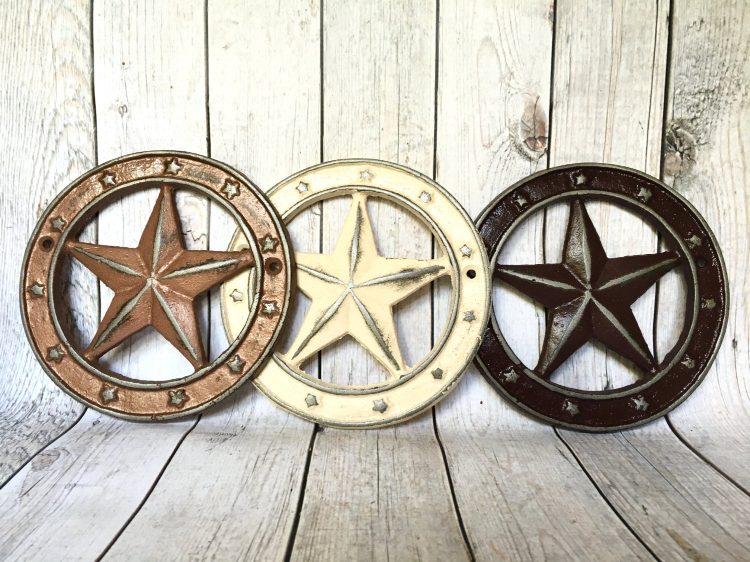 Rustic Star Decor Gallery Wall Decor Western Star Rustic