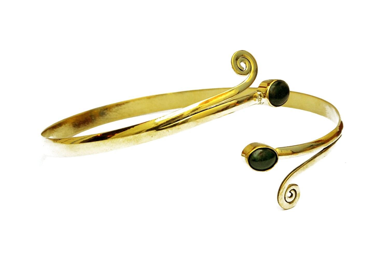 gold arm bracelet arm bangle arm cuff arm bracelet