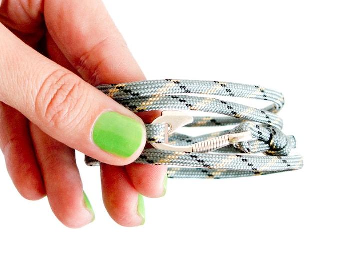 Nautical Gift, Nautical Jewelry, Men Bracelete, Nautical Bracelet