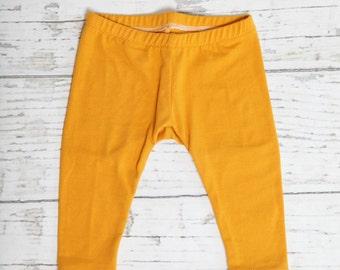 Mustard Leggings
