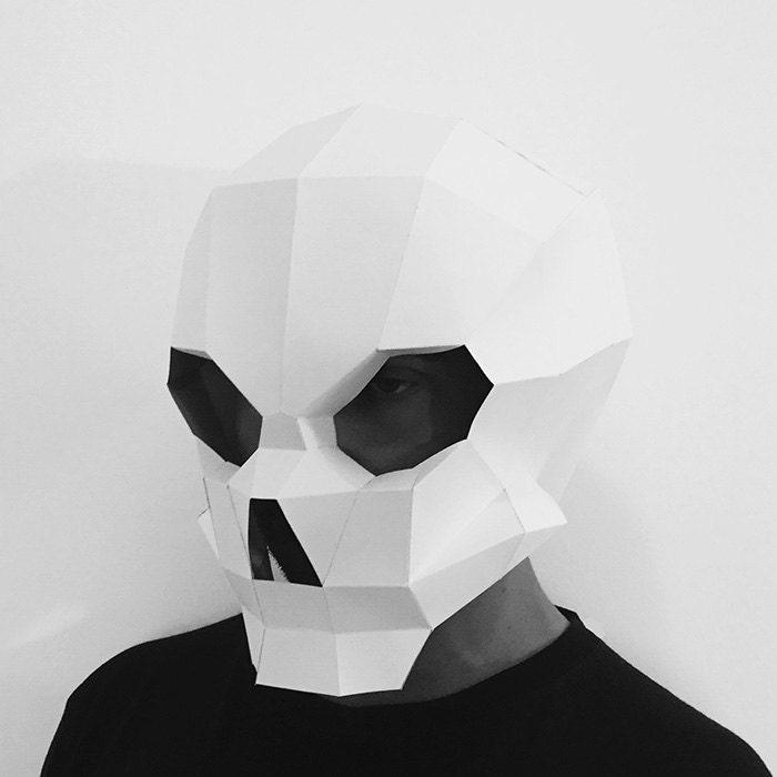 Custom college paper face mask
