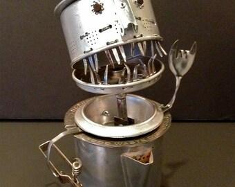 Munch monster 'bot