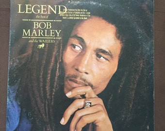 Promotion Copy, Bob Marley and The Wailers, Legend- The Best of Bob Marley and The Wailers, Island Records, 90169-1, 1984