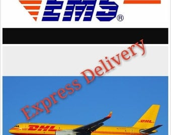 Orders over usd  50  ( cost of goods ) Express delivery shipping 4 - 7 business days