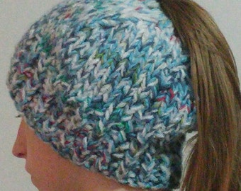 Tall Tail Ponytail-Friendly Hat