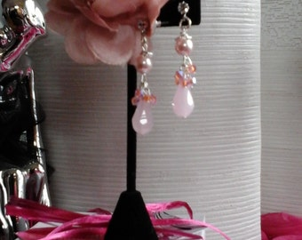 Earrings romantic 2