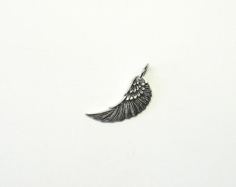 Beautiful angel wing Silver 925 wing Angel Rufer jewellery charms