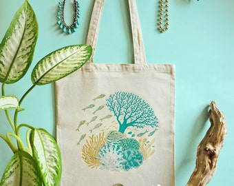 """Tote bag """"Bali"""""""