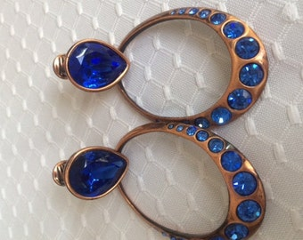 YSL Vintage earrings