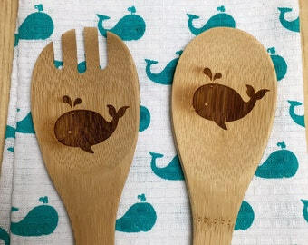 Whale Kitchen Gift Set