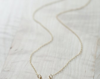 Gold Horseshoe Necklace - I'm so lucky to have you in my life - Christmas gift for mom, sister, girlfriend, wife, friend, daughter, coworker