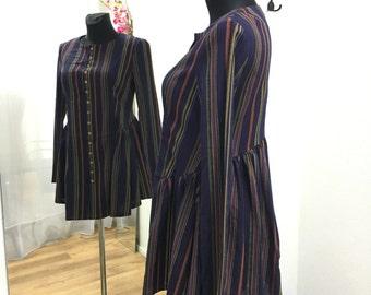 Folk jacket, own design