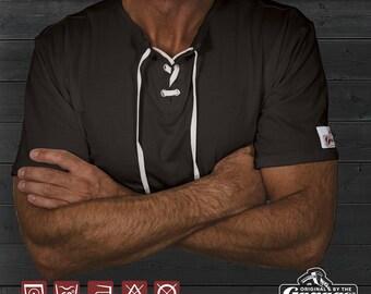 Garage T-shirt No. 1 of Hemp and Organic cotton