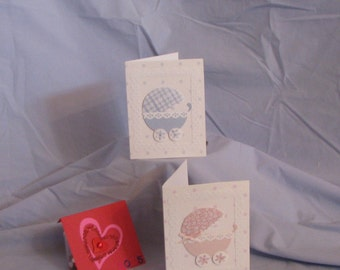 Baby Buggy Cards