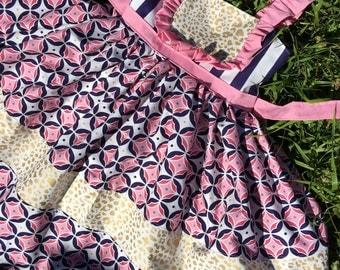 Flutter Dress - size 12 months to size 10 girls