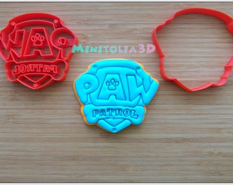 Paw Patrol Cookie Cutter
