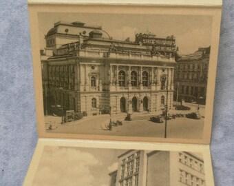 Liberec - Jested - Czech republic - Souvenir photos - Orbis editions