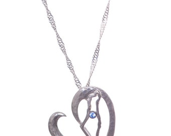 Israel in my Heart Pendant
