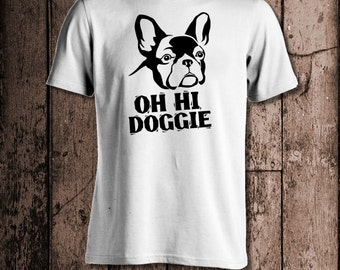 Oh Hi Doggie | Men's tee | Inspired by The Room