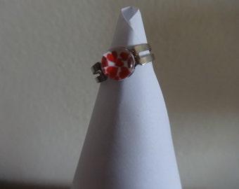 Hearts ring