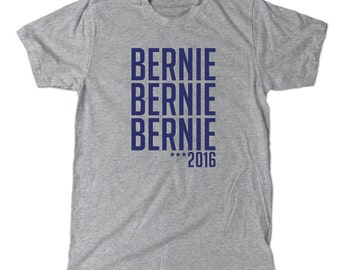 Bernie Bernie Bernie Sanders 2016 for president.