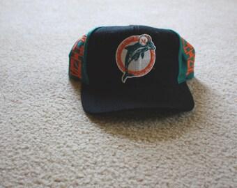 VINTAGE Miami Dolphins Snapback
