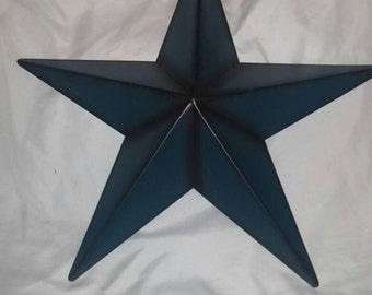 Primitive Metal Star - Blue