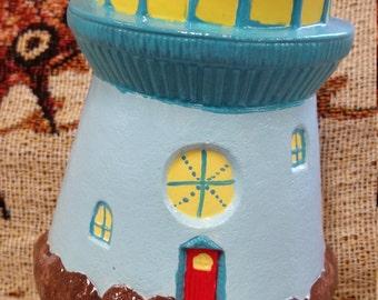 Light House Jar