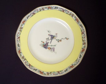 SET of SIX Theodore Haviland Limoges France - Dinner Plates