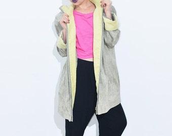 Unisex Vintage early 90's Biaggini coat/jacket