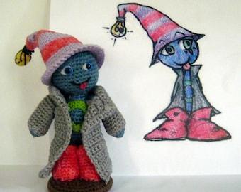 Hoo, Elf blue