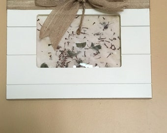 Handmade Paper, Paper Art, Floral Paper, Art Paper, Home Decor, Cabin Decor, Country House Decor, Nature Art, Nature Wall Art, Nature in Art