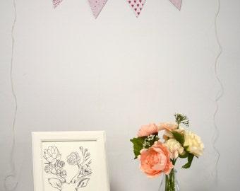 Pink Bunting