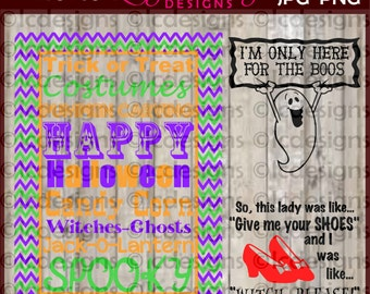 LC148 - Halloween Subway Art