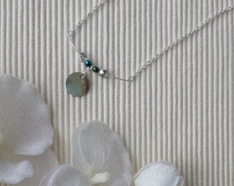 """""""Mother of Pearl"""" necklace"""