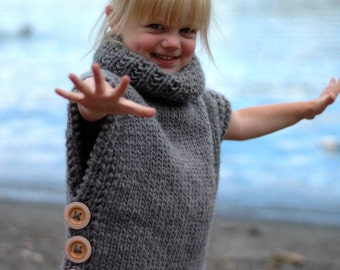 Child Knit Azel Pullover size 3/4