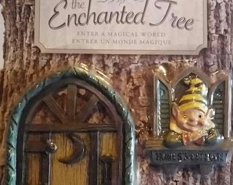 Gnome Door and Window