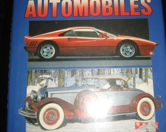 The Complete Book of Fast & Glamorous Automobiles