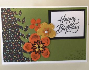 Ladies Birthday Card - #16-20