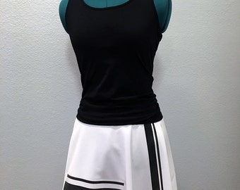 Star Wars Stormtrooper Inspired Skater Skirt