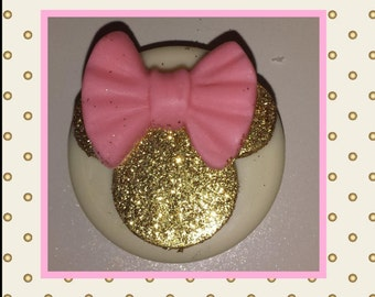 Minnie Mouse Oreo