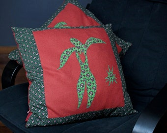 Cushion the fall of Icarus of Henri Matisse revisited by the Cousardes