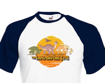 Land Before Time inspired T-shirt