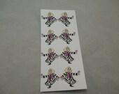 Beetlejuice Stickers