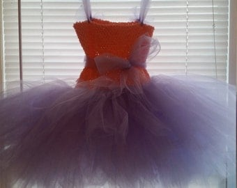 Tull tutus and dresses from size newborn - adult