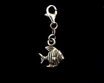 Fish pendant in Silver 925