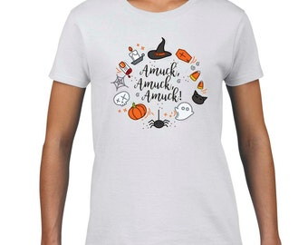 "Hocus Pocus ""Amuck, Amuck, Amuck!"" Tshirt"