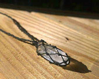 Hemp Netted Crystal