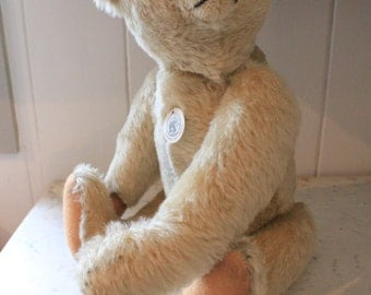Mint Condition Steiff 1907 Replica TeddyBär Bear Mint in Box