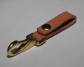Halter Snap Key Clip